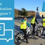 focus 4 urbanbike city tour communication